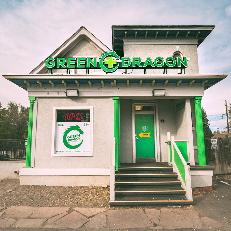 Green Dragon - Denver - Sheridan Blvd dispensary