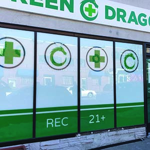 Green Dragon - Aspen dispensary