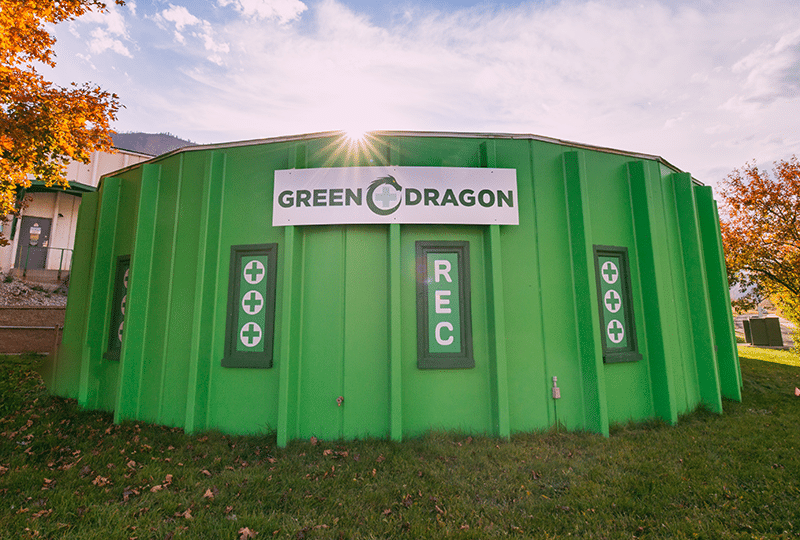 Green Dragon - Glenwood Springs - Devereux Rd. dispensary