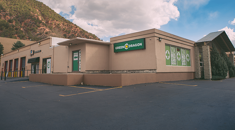 Green Dragon - Glenwood Springs - Glen Ave. dispensary