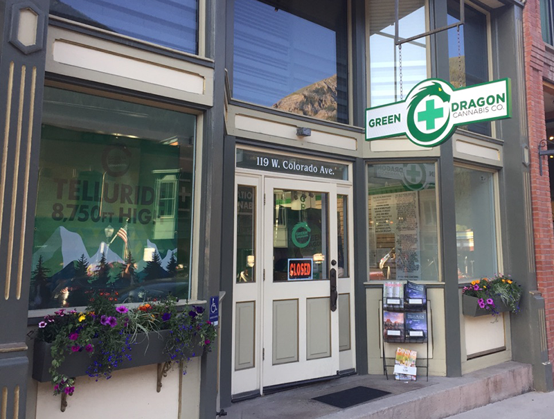 Green Dragon - Telluride dispensary