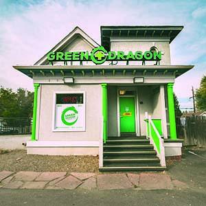Green Dragon - Aspen dispensary