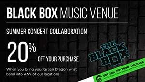 Black Box Music Venue