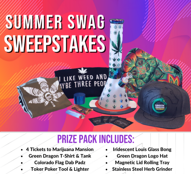 green dragon summer swag sweepstakes
